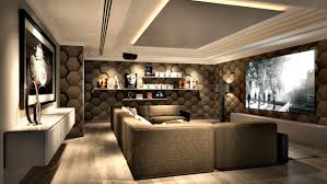 home theater media room ideas modern home designs