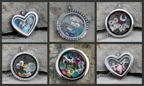 photo locket pendant necklace images Floating memory lockets and charms glass living lockets metal jpg