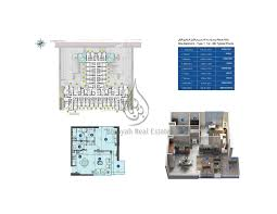 pearl residence by azizi floor plans binayah real estae