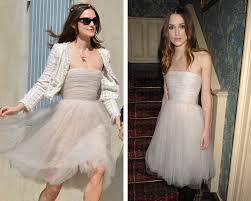 recycled wedding dresses keira knightley marries righton in recycled wedding dress