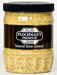 napa valley ground mustard mustards plochman s stoneground mustard 20 5 oz