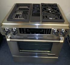 Jenn Air Downdraft Cooktop Gas Commercial Range From Jenn Air174 Model Jds9860 Jenn Air Downdraft