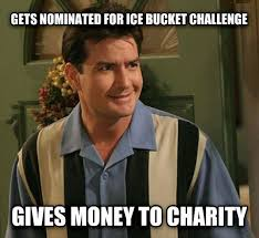 Charity Meme - gives money to charity justpost virtually entertaining