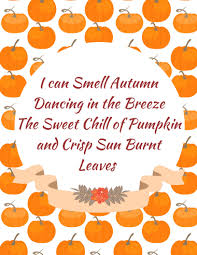 i can smell autumn free printable busy being jennifer