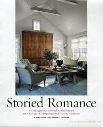 Veranda Mag Feat Views Of Jennifer Amp Marc S Home In Ca 480 Best American Style Retreats Images On Pinterest Living