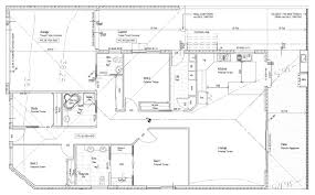 Floor Plan For A House Amazing Floor Plans With Four Bedroom Also Master Suite And Family