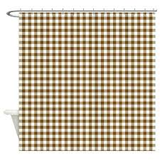Brown Gingham Curtains Yellow Gingham Shower Curtain Pink Gingham Blackout Curtains