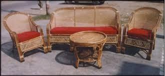 Sofa Bamboo Furniture Cane Furniture Cane Sofaset Rattan Sofaset And Bamboo Sofaset