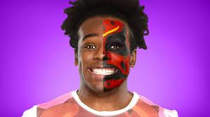 Halloween Makeup Male Xavier Woods Transforms Into Boogeyman Wwe Halloween Makeup