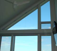 motorized angled roller shade open window treatments pinterest