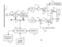 patent us7199706 plc intercommonitor google patents drawing
