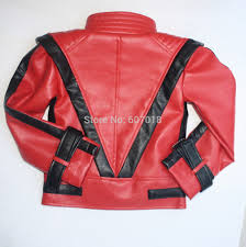 Michael Jackson Halloween Costume Kids Aliexpress Buy Rare Mj Michael Jackson Thriller Children