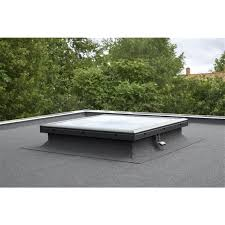 velux cvp 090120 s06q electric integra opening flat glass roof