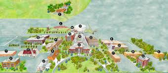 Msu Interactive Map Msu Campus Map