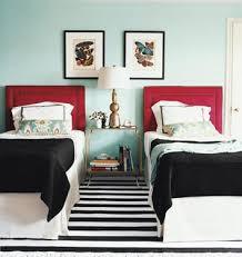 Red White Striped Rug Shared Bedroom Transitional Bedroom Pratt And Lambert Lost