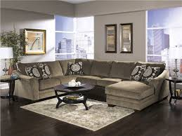 Big Comfortable Sectionals Living Room Armless Sectional Pictures Decorations Inspiration
