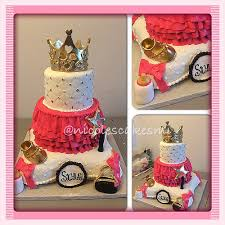princess baby shower cake royal princess baby shower cake all fondant 100 edible flickr