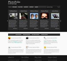 204 best free website templates sample images on pinterest free