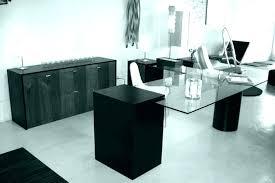 modern glass work desk contemporary home office desk desk home office modern glass desk