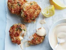 photo cakes shrimp cakes recipe justin chapple food wine