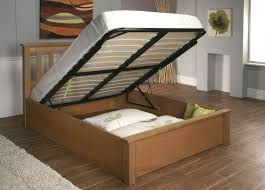diy bed frame with storage simple ideas floating platform how to