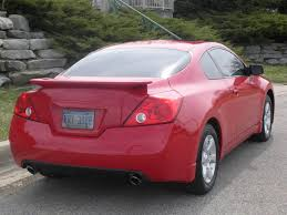 nissan altima coupe key light spoiler choice nissan forums nissan forum