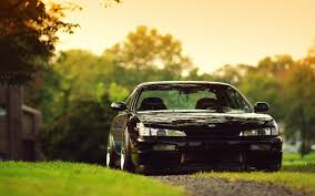 stanced nissan beautiful stanced nissan silvia