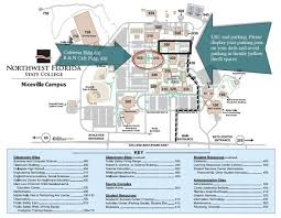 Miami Dade College Map by Nwfsccampusmap Jpg