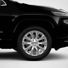 jeep cherokee power wheels 2018 jeep cherokee aerodynamic exterior features