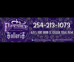 prestige tattoo galleria killeen texas tattoo u0026 piercing shop