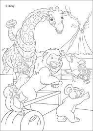 The Wild Coloring Book Pages 55 Free Disney Printables For Kids Disney Coloring Book Pages