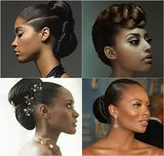 2017 classy bun hairstyles for african american women elegant african american updo hairstyles american hairstyles 2018