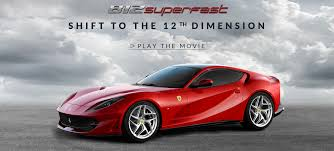 ferrari new model ferrari 812superfast shift to the 12th dimension ferrari