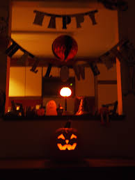 share your favorite halloween home decorations with me on