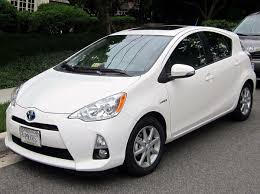 products of toyota company toyota prius c wikipedia