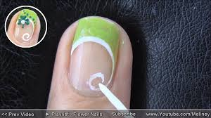 clover nails www youtube com meliney nail art gallery step by