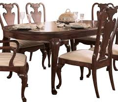 cherry dining room set american drew cherry grove oval leg dining table in antique cherry