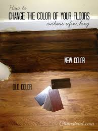Wood Floor Refinishing Without Sanding How To Restore Wood Floors Madklubben Info