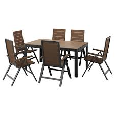 Dining Room Sets 6 Chairs by Patio Dining Sets Ikea