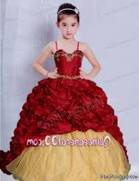 red dress for little girls 2016 2017 b2b fashion