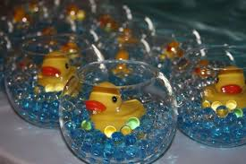 marvellous baby shower fish bowl centerpieces 53 about remodel