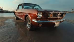 mustang vintage fantastic vintage burgundy 1966 ford mustang fastback
