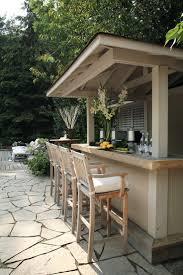 backyard bar stools home outdoor decoration