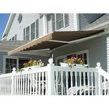 retractable awnings sears