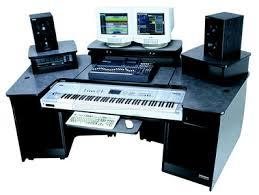Omnirax Presto 4 Studio Desk Products In Products Omnirax On Bsw