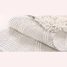 antiskid 30 20 inch cotton bathroom rug