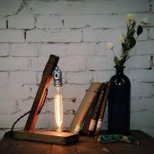 Loft Meaning by Loft Vintage Industrial Wood Base Table Lamp Loft Desk Reading
