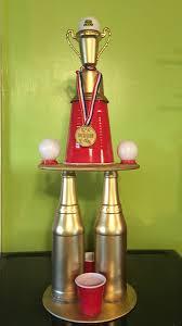 beer pong trophy i made u2026 diy and crafts pinterest beer pong