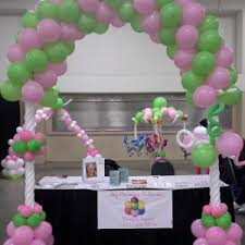 Balloon Decoration For Baby Shower Impressive Balloon Decorators In Fayetteville Nc Gigsalad