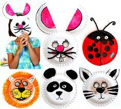 masks for kids carnival mask crafts beautiful animal masks with kids crafts